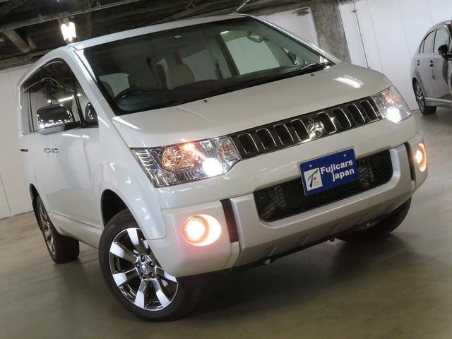 ロイヤルエクシード 4WD ツインモニター 本革 本州仕入(8枚目)