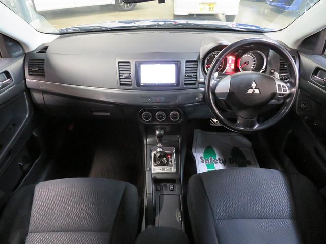 ラリーアート 4WD メモリーナビ クルコン ターボ 本州車(2枚目)