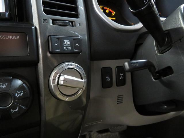 SSR-Xリミテッド 4WD 外HDDナビ エンスタ 後期(17枚目)