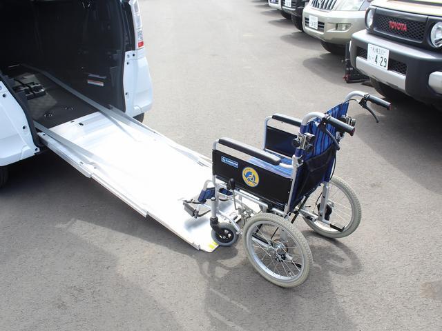 福祉車両 アルマス スロープ 車椅子1基 G SSパッケージ(2枚目)
