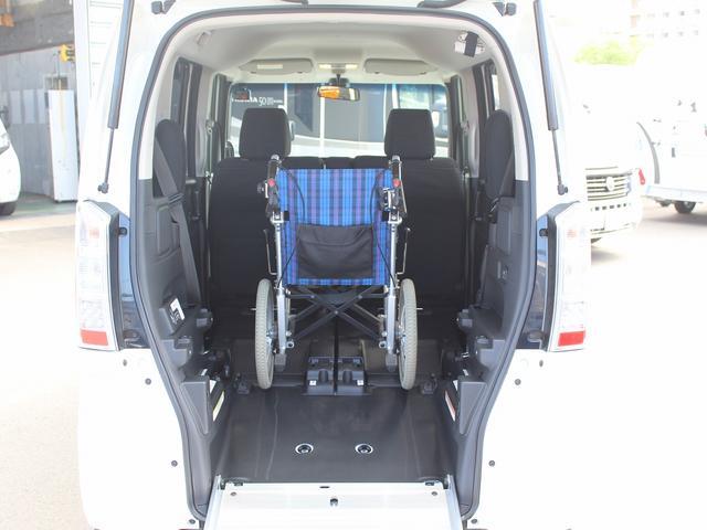 福祉車両 アルマス スロープ 車椅子1基 G SSパッケージ(4枚目)