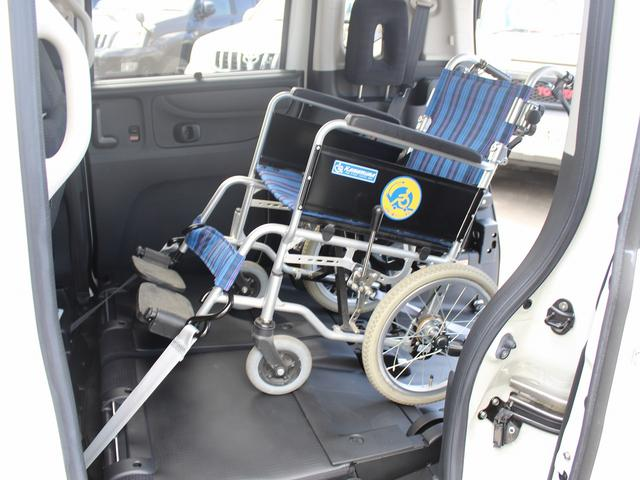 福祉車両 アルマス スロープ 車椅子1基 G SSパッケージ(5枚目)