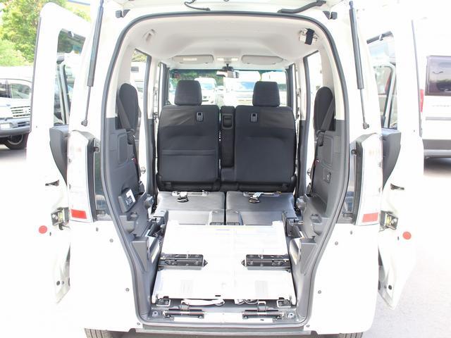 福祉車両 アルマス スロープ 車椅子1基 G SSパッケージ(10枚目)
