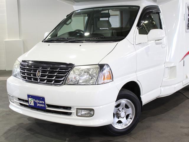 「トヨタ」「グランドハイエース」「ミニバン・ワンボックス」「北海道」の中古車35
