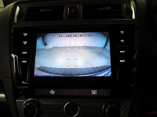 人気の8インチナビ付き!運転支援システムのアイサイト付き!アウトバック『リミテッド 4WD』入庫♪