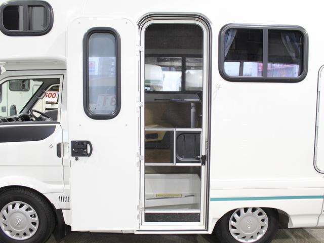 キャンピング Atoz アミティ 4WD 二段ベッド(39枚目)