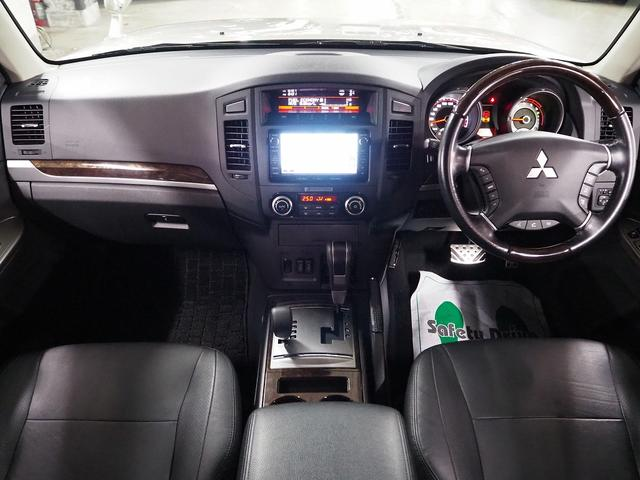 スーパーエクシード4WD 革 SR Rフォード DT 本州車(9枚目)