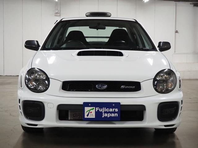 S202 STiバージョン 4WD 6MT 限定車 本州仕入(4枚目)