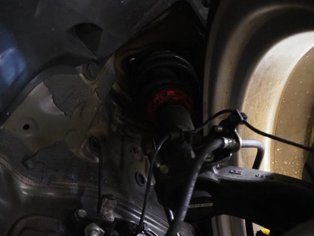 ハッチバック ホンダセンシング 本州仕入 ホンダセンシング ターボ インターナビ 地デジ Bカメラ 前席シートヒーター ETC BLITZ車高調 社外マフラー エンスタ LEDヘッドライト タワーバー アイドリングストップ 18AW(55枚目)