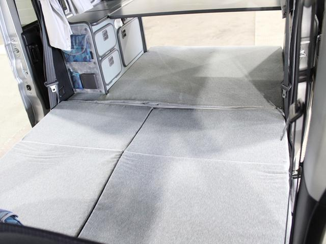 キャンピングカー 軽キャンパー バモスホビオ マイボックス ポップアップ 4WD エバスFFヒーター フィアマサイドオーニング サブバッテリー 走行充電 外部電源 網戸3面 走行用リアヒーター(2枚目)