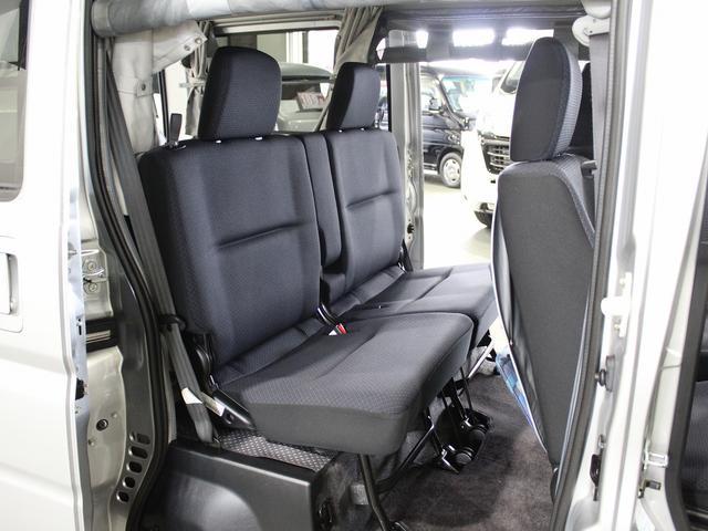 キャンピングカー 軽キャンパー バモスホビオ マイボックス ポップアップ 4WD エバスFFヒーター フィアマサイドオーニング サブバッテリー 走行充電 外部電源 網戸3面 走行用リアヒーター(17枚目)