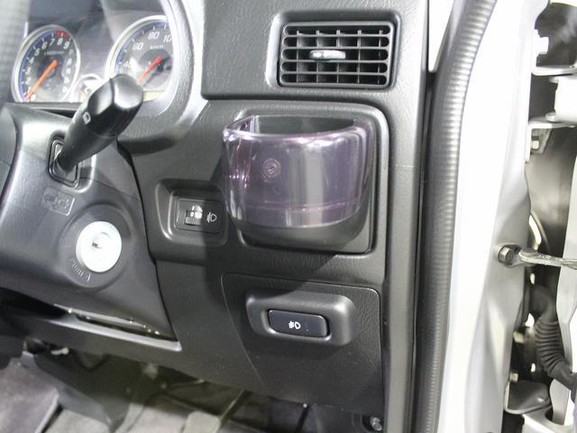 キャンピングカー 軽キャンパー バモスホビオ マイボックス ポップアップ 4WD エバスFFヒーター フィアマサイドオーニング サブバッテリー 走行充電 外部電源 網戸3面 走行用リアヒーター(24枚目)