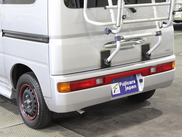 キャンピングカー 軽キャンパー バモスホビオ マイボックス ポップアップ 4WD エバスFFヒーター フィアマサイドオーニング サブバッテリー 走行充電 外部電源 網戸3面 走行用リアヒーター(32枚目)