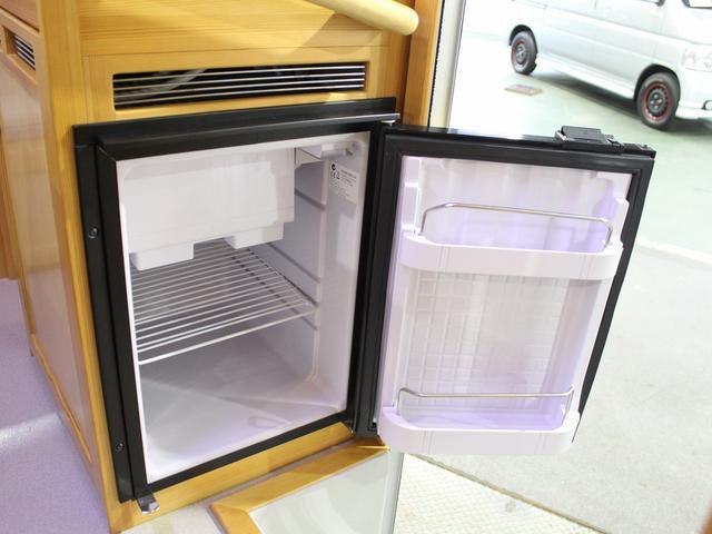 DC40L冷蔵庫☆ご当地の食材を保存出来ます♪