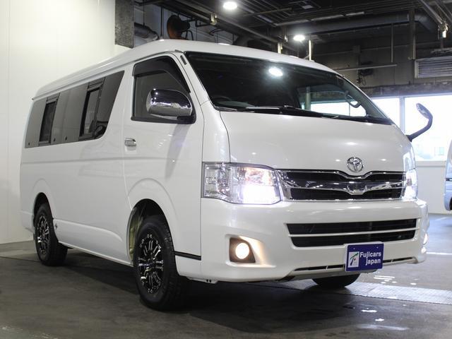 「トヨタ」「ハイエース」「ミニバン・ワンボックス」「北海道」の中古車28