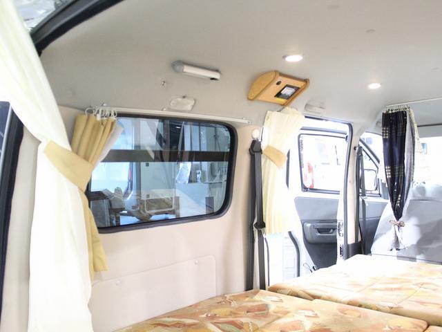 フロットモビール シュピーレン 4WD シンク 外部電源 コンバーター 走行用リアヒーター バックフォグ イクリプスSDナビ バックカメラ ETC センターデフロック ルーフキャリア(13枚目)