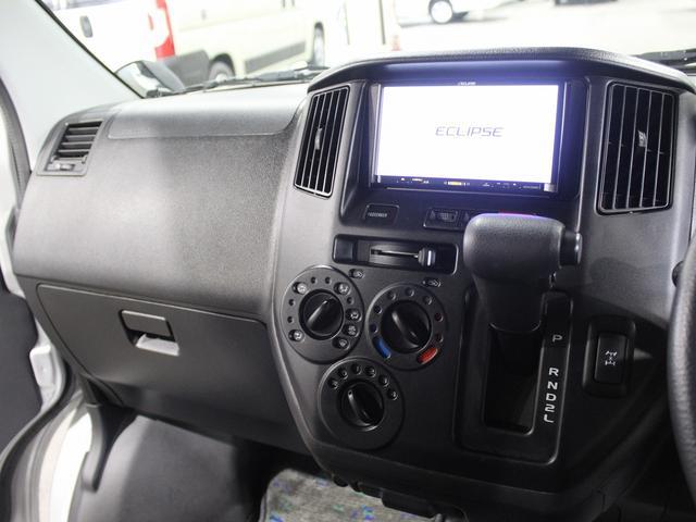 フロットモビール シュピーレン 4WD シンク 外部電源 コンバーター 走行用リアヒーター バックフォグ イクリプスSDナビ バックカメラ ETC センターデフロック ルーフキャリア(20枚目)