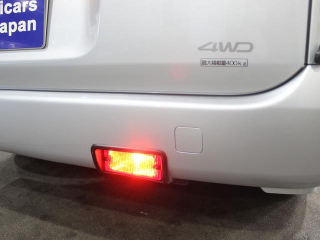 フロットモビール シュピーレン 4WD シンク 外部電源 コンバーター 走行用リアヒーター バックフォグ イクリプスSDナビ バックカメラ ETC センターデフロック ルーフキャリア(37枚目)