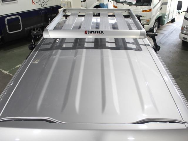 フロットモビール シュピーレン 4WD シンク 外部電源 コンバーター 走行用リアヒーター バックフォグ イクリプスSDナビ バックカメラ ETC センターデフロック ルーフキャリア(38枚目)