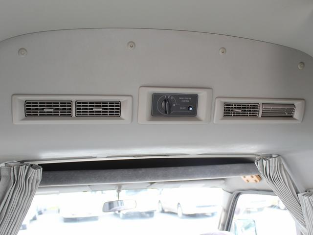 NOX適合 切替4WD FFヒーター 1500Wインバーター ポータブル冷蔵庫 ツインサブ 走行充電 外部電源充電 サイドオーニング シンク 給排水ポリタンク 走行用リアクーラー 走行用リアヒーター(26枚目)