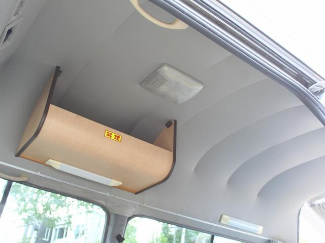 NOX適合 切替4WD FFヒーター 1500Wインバーター ポータブル冷蔵庫 ツインサブ 走行充電 外部電源充電 サイドオーニング シンク 給排水ポリタンク 走行用リアクーラー 走行用リアヒーター(31枚目)