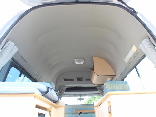 NOX適合 切替4WD FFヒーター 1500Wインバーター ポータブル冷蔵庫 ツインサブ 走行充電 外部電源充電 サイドオーニング シンク 給排水ポリタンク 走行用リアクーラー 走行用リアヒーター(35枚目)