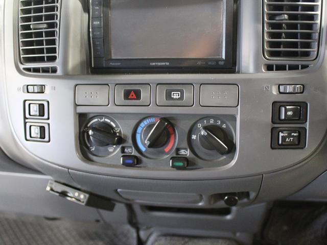 NOX適合 切替4WD FFヒーター 1500Wインバーター ポータブル冷蔵庫 ツインサブ 走行充電 外部電源充電 サイドオーニング シンク 給排水ポリタンク 走行用リアクーラー 走行用リアヒーター(46枚目)