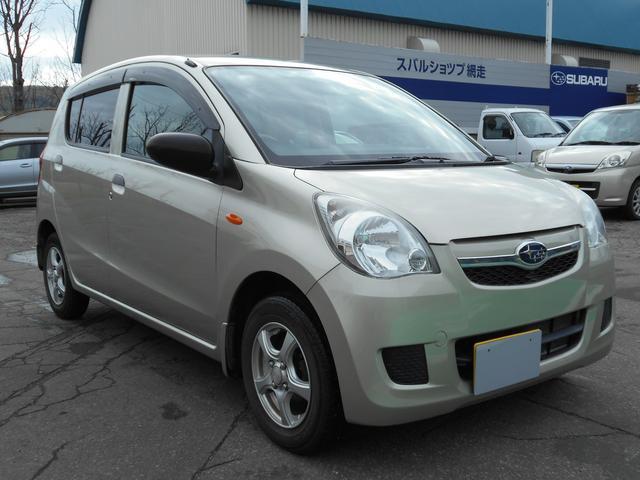 「スバル」「プレオ」「軽自動車」「北海道」の中古車3