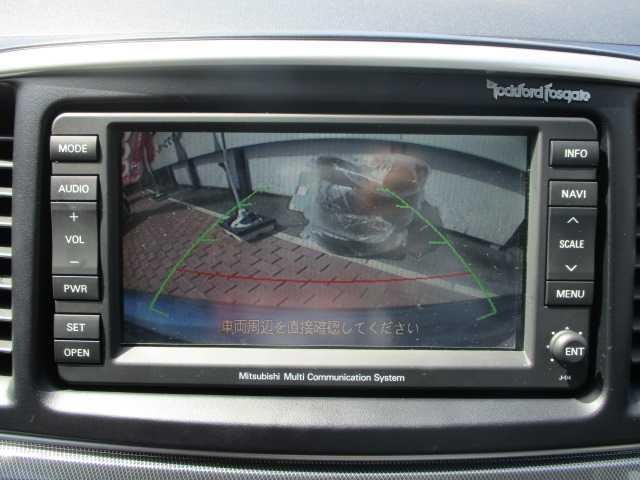 ラリーアート 4WD ターボ6速AT スマートキー Bカメラ(8枚目)
