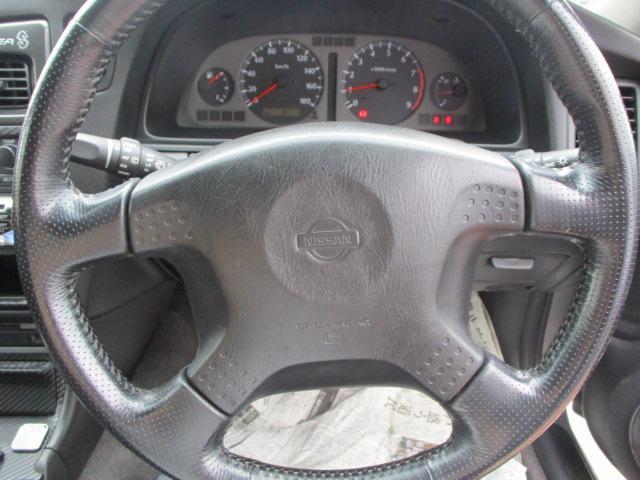 日産 ステージア RS FOUR 4WD 純正17アルミ オートエアコン