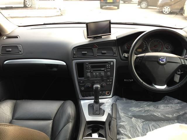 ボルボ ボルボ S60 2.4スポーツエディション 運転席パワーシート レザーシート