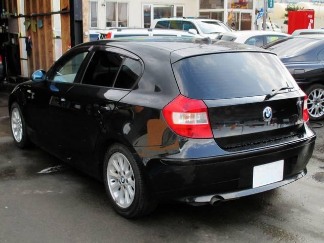 BMW BMW 116i 赤レザーシート 内装張替済