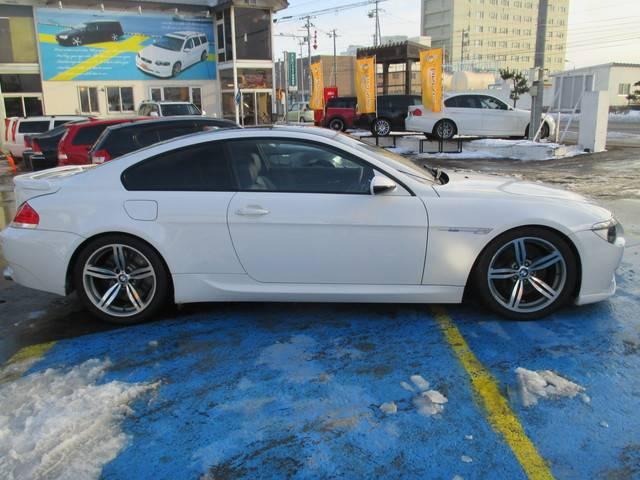 BMW BMW M6 ベースグレード SMGIII アルカンターラ