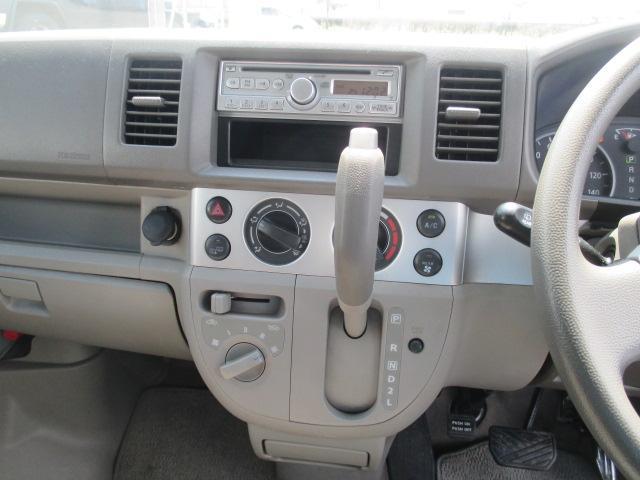 車いす移動車 4WD スロープ Rヒーター 寒冷地仕様(10枚目)