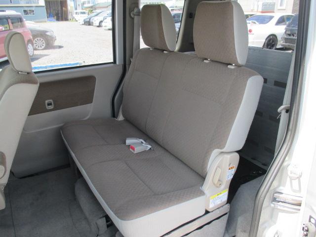 車いす移動車 4WD スロープ Rヒーター 寒冷地仕様(12枚目)