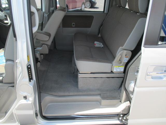 車いす移動車 4WD スロープ Rヒーター 寒冷地仕様(15枚目)