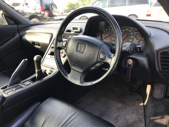ホンダ NSX ベースグレード 車高調 マフラー エキマニ LSD 6速載替