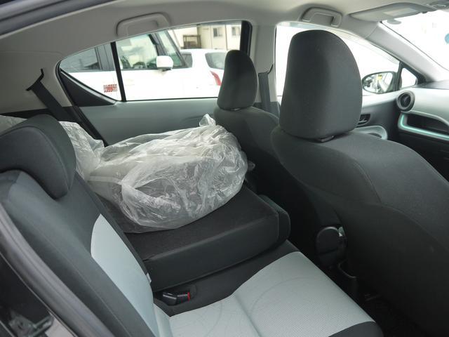 トヨタ アクア S エンジンスターター ワイパーデアイサー