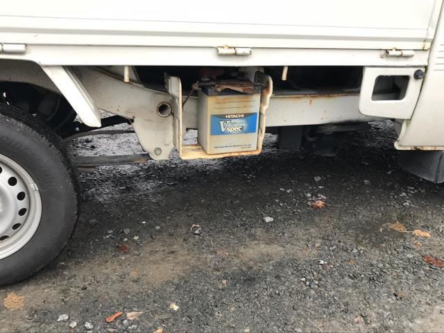 スペシャル 4WD AC MT 修復歴無 軽トラック(11枚目)