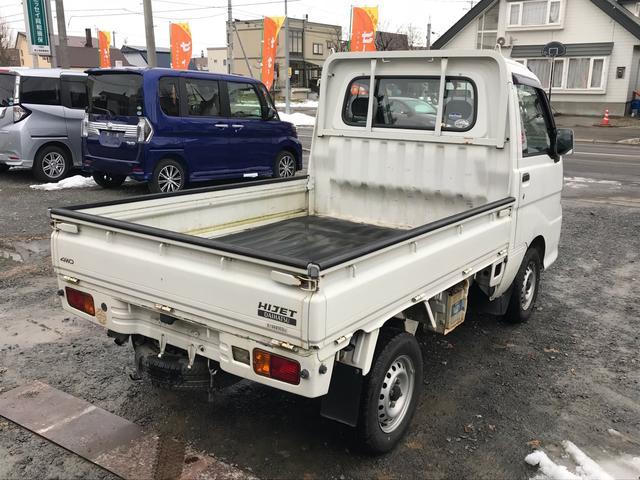 スペシャル 4WD AC MT 修復歴無 軽トラック(15枚目)