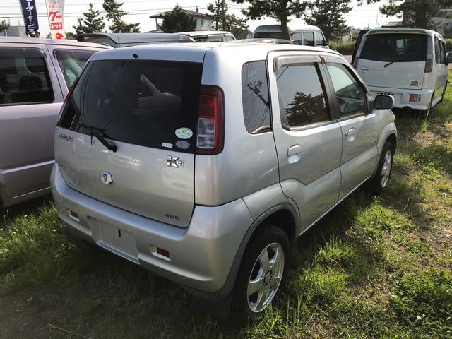 21世紀記念スペシャルEX 4WD 衝突安全ボディ(4枚目)