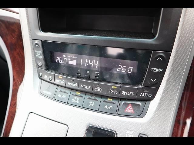 240S 8人 4WD バックカメラ HDDナビ フルセグ(16枚目)
