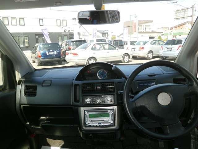 R 4WD ターボ CDMD キーレス(10枚目)