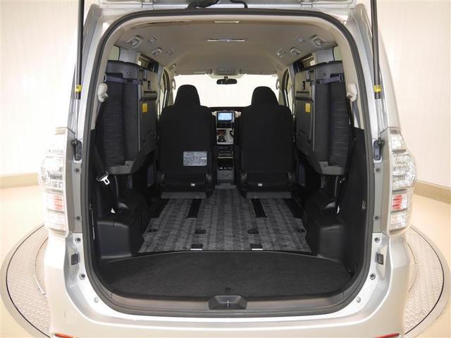 ZS CD フルセグ エアロ バックカメラ HDDナビ HIDライト 4WD スマートキー ETC ナビTV アルミ パワスラドア 盗難防止システム 3列シート DVD(6枚目)