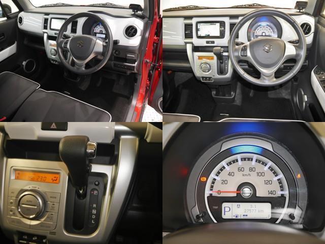 X 4WD 1オーナー車・メモリーナビ・バックモニター・ETC・HIDヘッドライト付(4枚目)