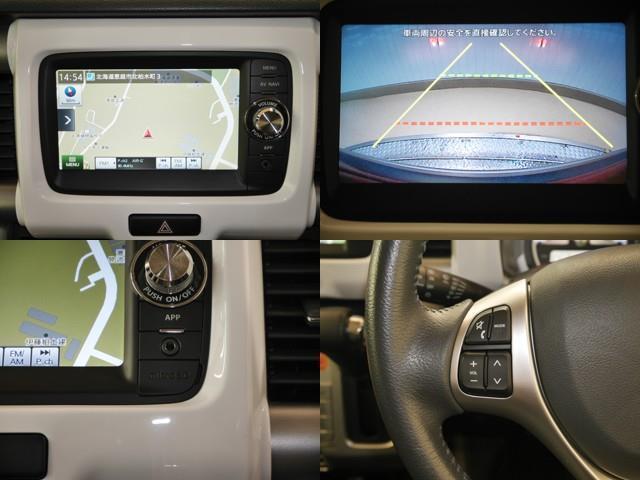 X 4WD 1オーナー車・メモリーナビ・バックモニター・ETC・HIDヘッドライト付(10枚目)