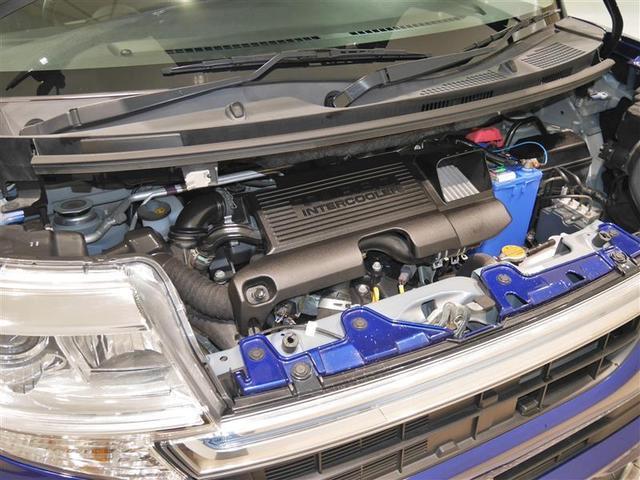 カスタムRS ABS スマートキー 4WD 両側パワースライドドア フルセグ メモリーナビ ナビTV CD キーフリー LED(8枚目)