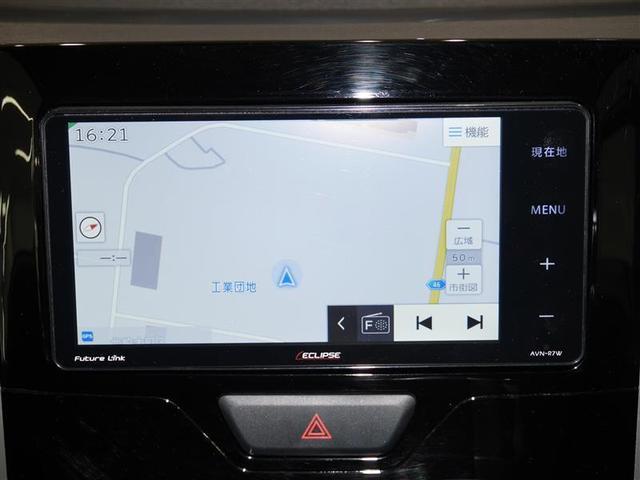 カスタムRS ABS スマートキー 4WD 両側パワースライドドア フルセグ メモリーナビ ナビTV CD キーフリー LED(11枚目)