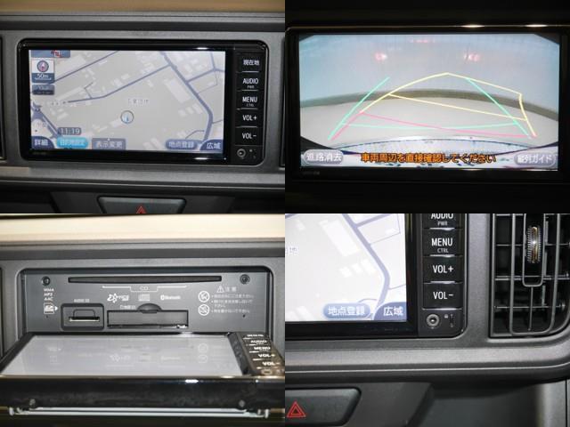 X LパッケージS ベンチシート Bカメラ スマートキー 寒冷地仕様 ワンセグ ETC メモリーナビ 4WD ワンオーナー CD イモビライザー ABS キーレス プリクラッシュブレーキ TV&ナビ アイドリングストップ(10枚目)
