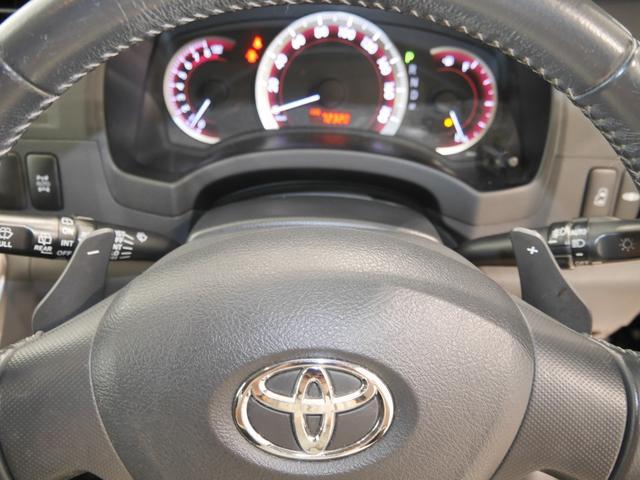 トヨタ アイシス プラタナ 4WD